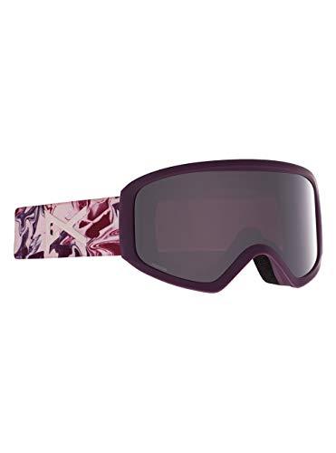 Anon Damen Insight Snowboard Brille, Wavy/Perceive Sunny Onyx