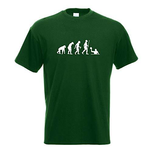 Kiwistar Evoluzione di pallanuoto T-Shirt Stampa Design Motivo Stampato