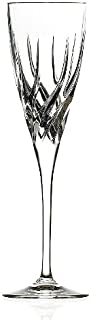 Lorenzo Rcr Crystal Trix Collection Champagne Glass, Set of 6