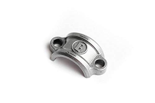 Magura Carbotecture Klemmschelle, Silber, 1 Stück