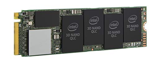 Intel Consumer 660p Solid State Drive (SSD) M.2 2048 GB PCI Express 3.0 3D2 QLC NVMe - Interne Solid State Drives (SSD) (2048 GB, M.2)