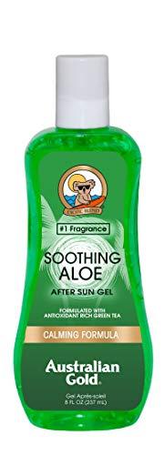 Pós Sol Soothing Aloe 237ml, Australian Gold