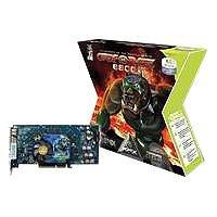 XFX PVT40DNAF7 G-Force 6800XT 128MB DDR 8X AGP TV/DVI Grafikkarte, Retail