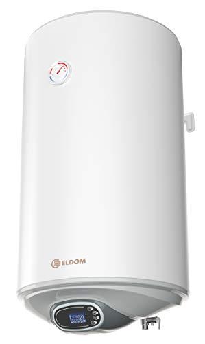 Eldom Favourite Warmwaterboiler, 30 l, 50 l, 80 l, drukvast digitaal 80L