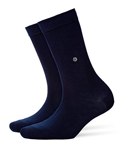 Burlington Damen Lady W SO Socken, 1er Pack, Blau (Marine 6120, 36-41
