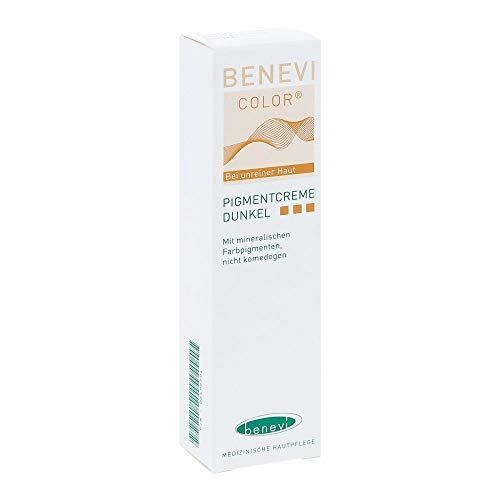 Benevi Color Crème pigmentée foncée 20 ml
