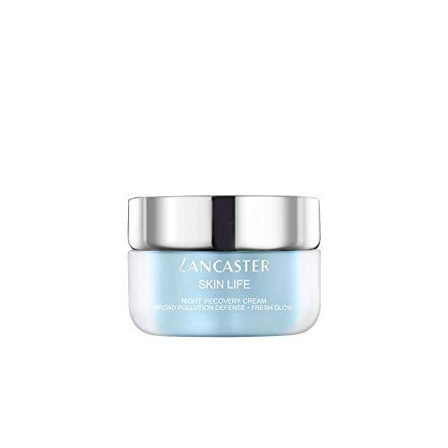 LANCASTER Skin Life Night Recovery Cream, Nachtcreme, feuchtigkeitsspendend, Schutz vor freien Radikalen, 50 ml