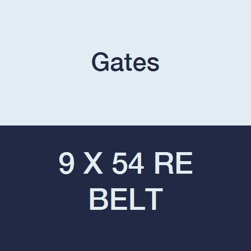 "Gates 9 X 54 RE Belt Round Endless Belt, 9/16"" Diameter, 54"" Inside Length"