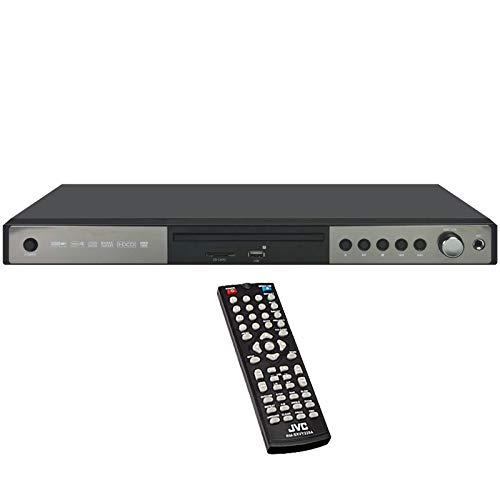 JVC XV-Y430B Region Free DVD Karaoke Player 5.1 Ch w/ USB SD Card HDMI PAL NTSC