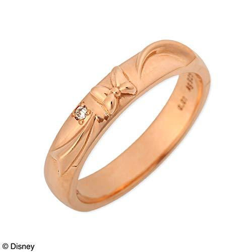 [ディズニー] シルバー リング 指輪 エンゲージリング ダイヤモンド レディース 7.0号 VCPDSW02-7