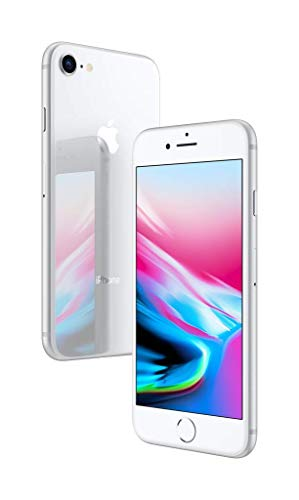 Apple iPhone 8 64GB シルバー SIMフリー (整備済み品)