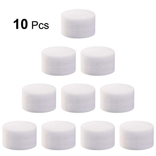 10 pcs Replacement Air Filter Sponge for Compressor System Accessories