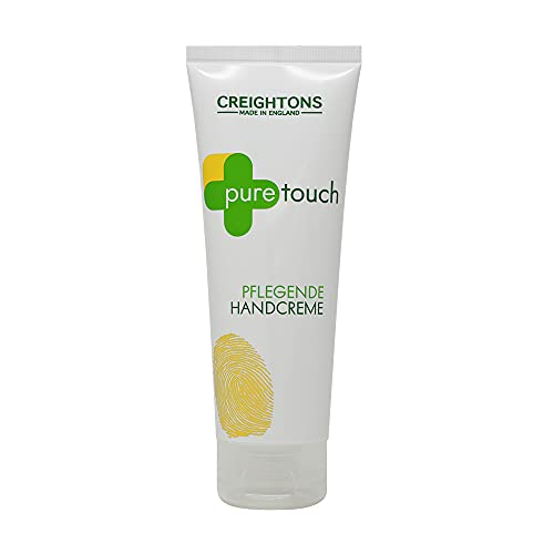 Pure Touch Pflegende Handcreme, 100 ml - Die Pure Touch pflegende Handcreme lindert sofort trockene Haut, entfernt wirkungsvoll Keime und Bakterien. Schützt und pflegt die...