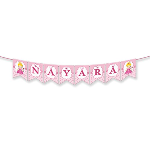 EuroFiestas Guirnalda Nombre Nayara, Ana, Arana, Yara o Aya