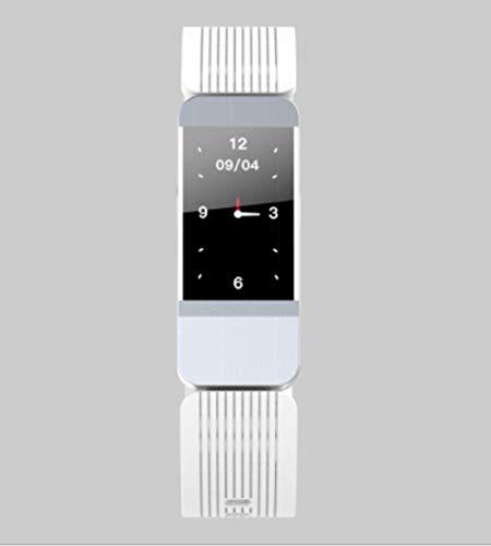 Twnhmj Smart Watch Fitness Tracker Slaap met Hartslagmeter Stap Counter Fitness Horloge IP68 Waterdichte Stappenteller Compatibel Android