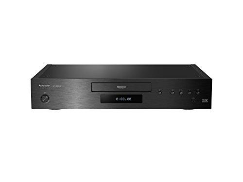 Panasonic DP-UB9004EGK Premium UHD Blu-ray Player (4K Blu-ray Disc, Multi-HDR, 2X HDMI, 2X USB, 7.1