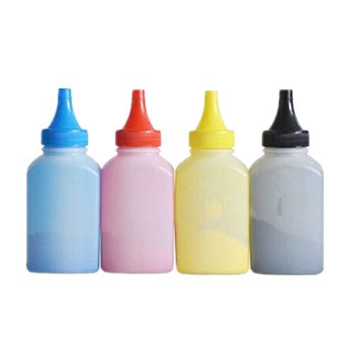 WSCHENG Polvo de tóner de Color de Recarga para Lexmark CS317 CS417 CS517 CX317 CX417 CX517 CS317DN CX317DN CS417DN CX417DE Impresora de Cartucho