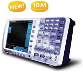 Owon Sds7102v 100mhz,1gs/s,2+1 Channel Deep Memory Digital Oscilloscope 2-channel with VGA and LAN Interface By Viviteq