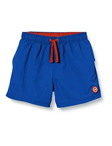 CMP Jungen Swiming Shorts with Pockets Badeshorts, Royal-Lacca, 152