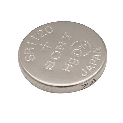 1x Sony 391SR1120W ossido di argento 0% mercurio orologio batteria