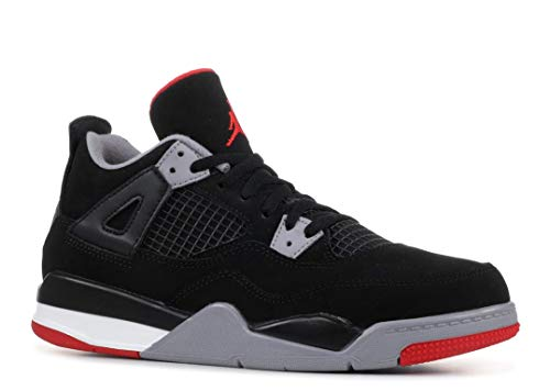 AIR Jordan 4 Retro OG PS 2019 'Black Cement 2019 Release' - BQ7669-060 - Size 33.5-EU