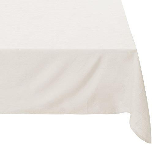 Calitex taft kreukeleffect tafelkleed polyester fuchsia 350 x 150 cm
