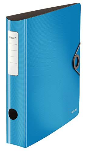 Leitz 10481030 Qualitäts-Ordner, Blau, 65mm