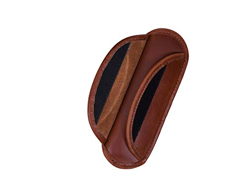 Replacement Shoulder Pad & Strap for Camera,Backpack,Messenger,Laptop,Guitar,Bag - Adjustable Shoulder Pads (Brown)