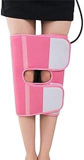 JINTONGJU O/X Leg Inflatable Correction Brace Bands Straightening Bandage Legs Posture Corrector Belt(Purple) Body (Color : Pink)