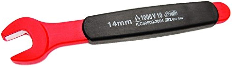 BGS 7159 VDE-Maulschlüsselsatz, 7-14 mm, 5-tlg. B0092JO6UU  Neueste Technologie