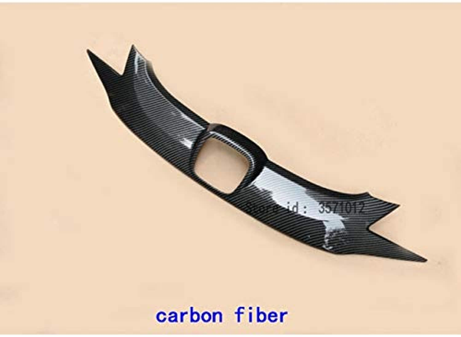 For Honda Fit Jazz 2014 2015 2016 2017 car Styling Body ABS