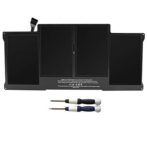 7XINbox 50Wh A1405 Batteria di ricambio per MacBook Air 13' A1369 Mid 2011 A1466 2012 A1405