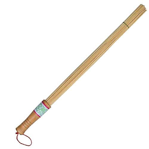 EXCEART - Palo de masaje de bambú para...