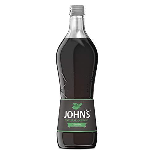 Johns Mate Tea Sirup für Cocktails 0,7l
