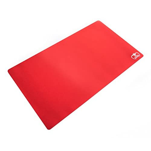 Ultimate Guard Play-Mat Monochrome Red 61 x 35 cm Ultimate Guard