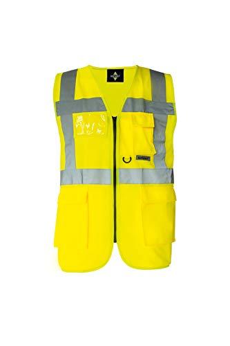 Warnweste - Multifunktion, mit Taschen