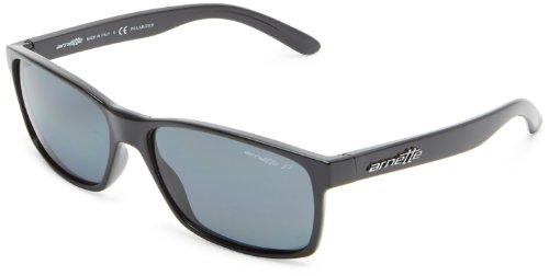 Arnette Slickster gafas de sol, Black, 58 para Hombre