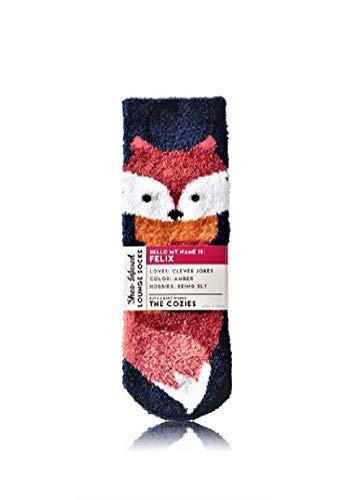 Fox Shea Infused Lounge Socks FELIX Bath & Body Works