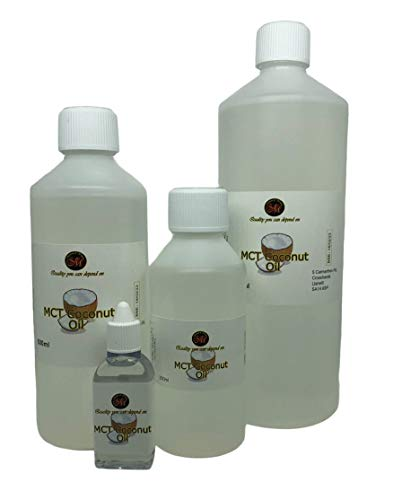Mortons 100 Percent MCT Oil, Premium Coconut Oil, Sustainably Sourced. (200ml)