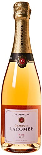 Champagne Rosé Brut, Georges Lacombe - 750 ml