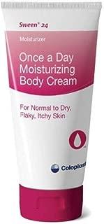 Coloplast Sween 24 Superior Moisturizing Skin Protectant Cream 2Oz Tube, Frag-Free, Alc-free, Lanolin-free (1 EA)