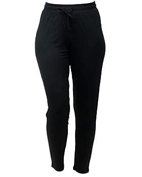 Hello Mello Weekender Stretchcool Drawstring Lounge Pant w/Pockets X-Large Black