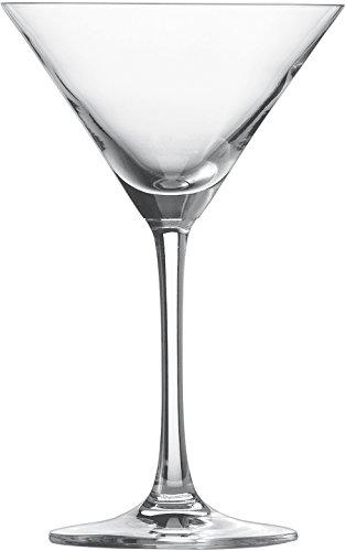 Schott Zwiesel 111231 Martiniglas, Glas, transparent, 6 Einheiten