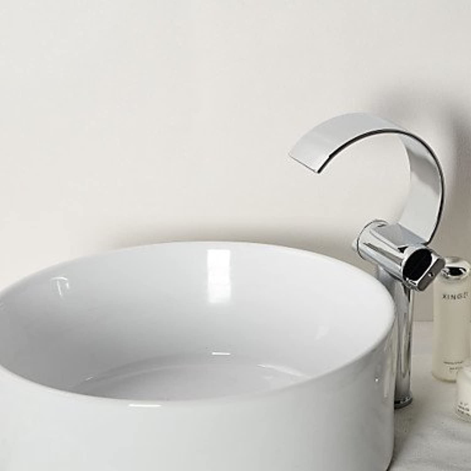 GDS Faucet£? Ceramic valve two contemporary ship falls for Chrome hand, bathroom sink faucets single hole