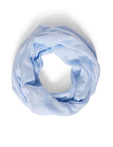 Street One Damen Loop Viskose Mode-Schal, sunny blue, A