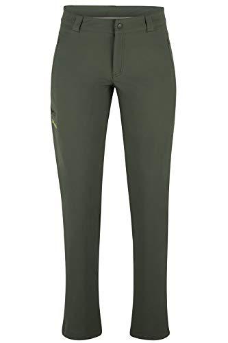 Marmot Wm's Scree Pant Pantalones montaña Softshell, Pantalones de Senderismo,...