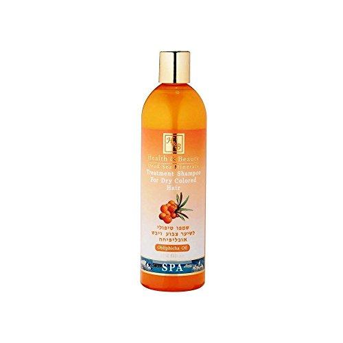 Health & Beauty Obliphicha Shampooing Traitement Cheveux Colorés Secs 400 ml