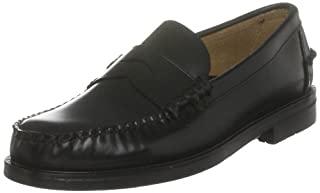 Sebago Grant, Zapatos Cerrados clásico para Hombre, Negro (Black), 48 EU (B0017YA454) | Amazon price tracker / tracking, Amazon price history charts, Amazon price watches, Amazon price drop alerts