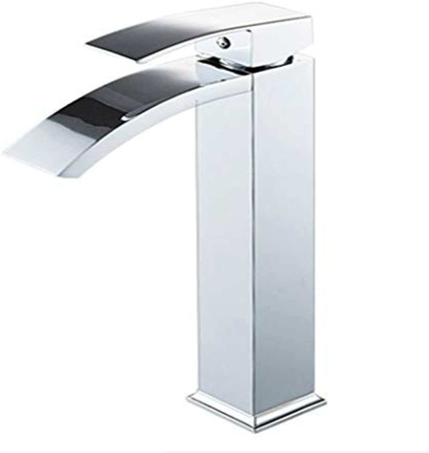 ZHAS Faucet with waterfall (size  high)