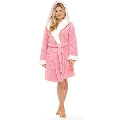 where to buy uk cheap sale biggest selection Fluffy Dressing Gown: Amazon.co.uk
